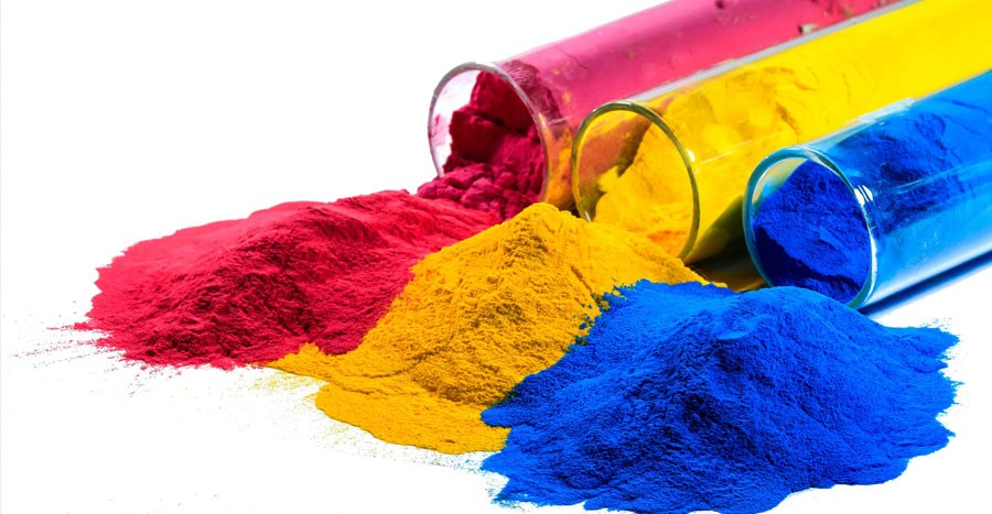 Dyes-Manufacturing