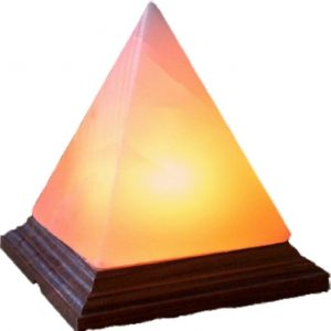 Pyramid-lamp