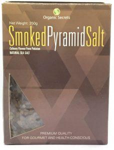 smoked pyramid salt